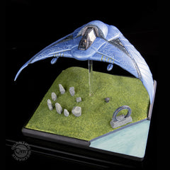 Photo of Stargate SG-1 Collector-Scale Death Glider Replica