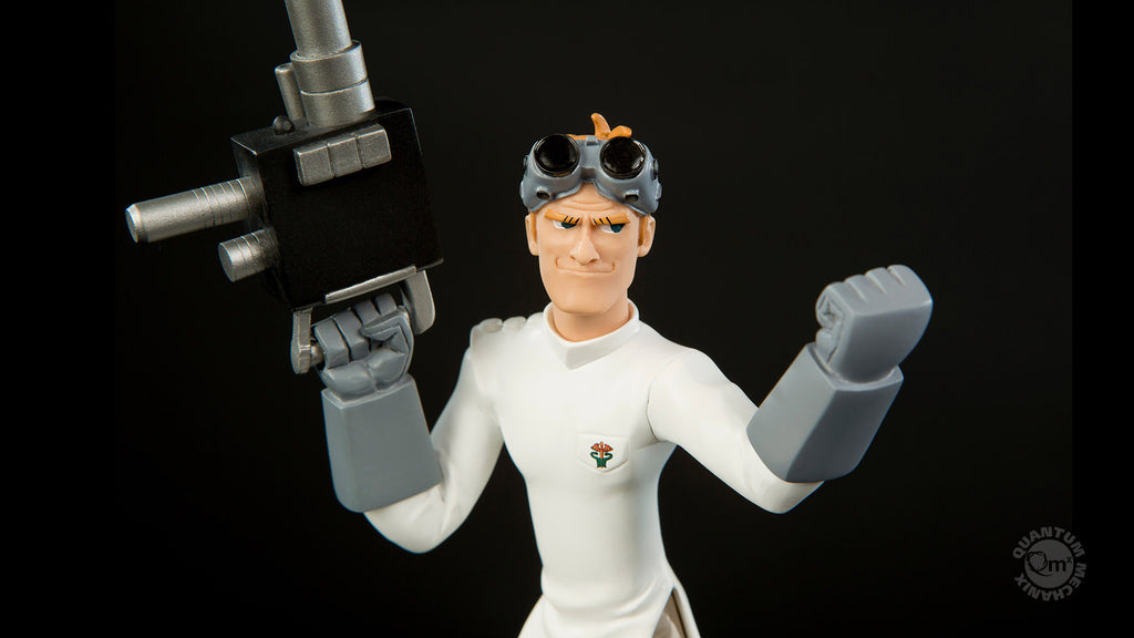 Dr. Horrible Animated Maquette #1 - Dr. Horrible