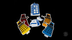 Thumbnail of Doctor Who Sticker Set