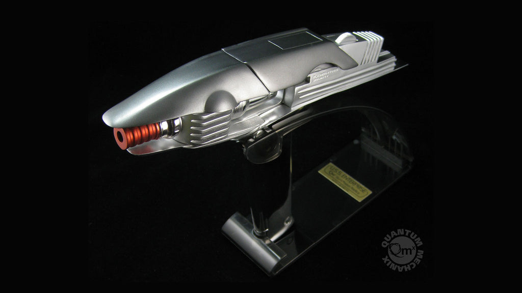 Enterprise Metal-Plated Phaser Replica