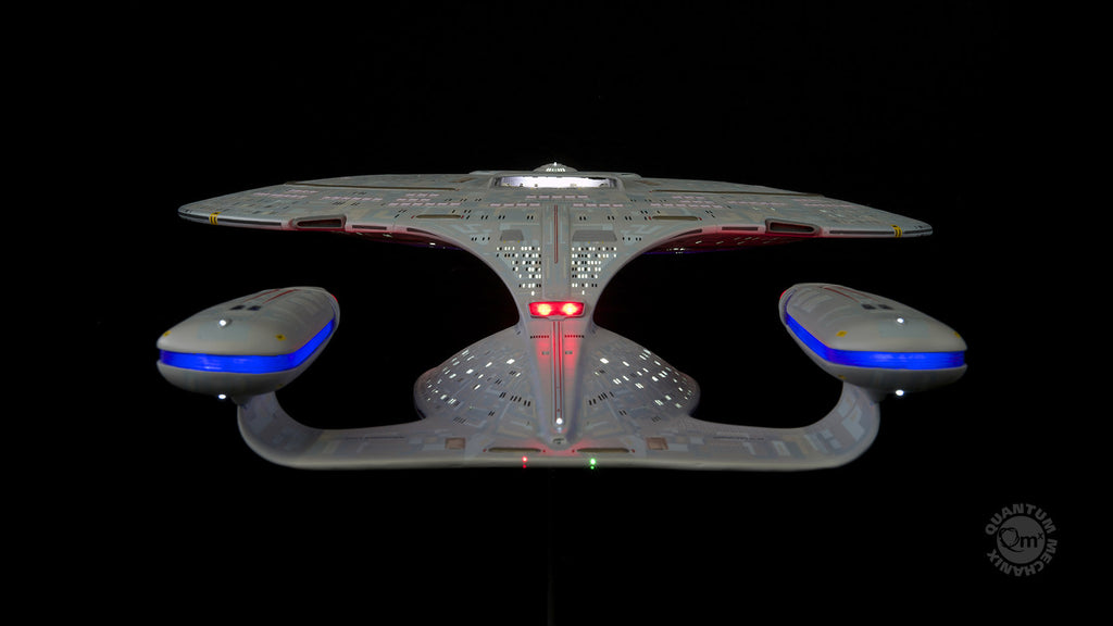 Creating the U.S.S. Enterprise D Artisan Replica