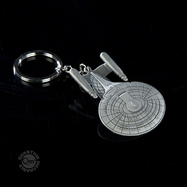 Star Trek Enterprise D Key Chain