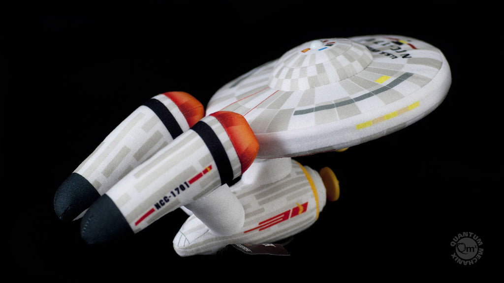 U.S.S. Enterprise Plush