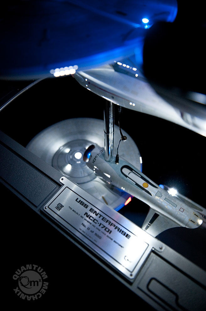 Star Trek (2009) Enterprise Artisan Replica