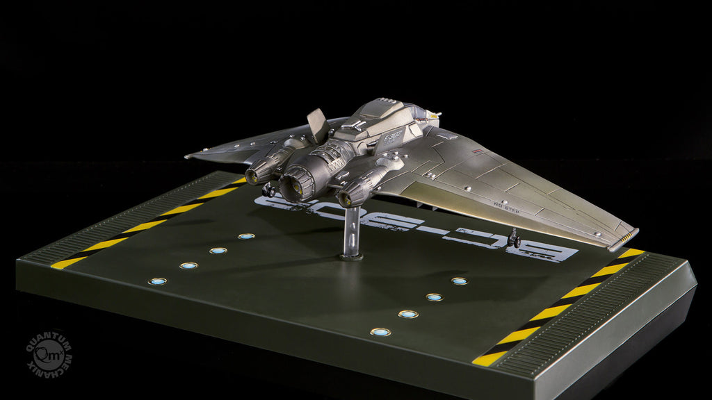 Stargate SG-1 F-302 Strategic Fighter/Interceptor