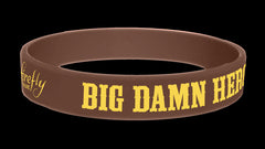 Thumbnail of Firefly Online Big Damn Hero Silicone Wristband
