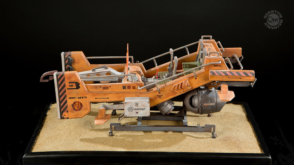 MF-813 Flying Mule Studio Scale Replica