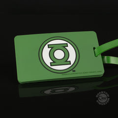 Photo of Green Lantern Q-Tag