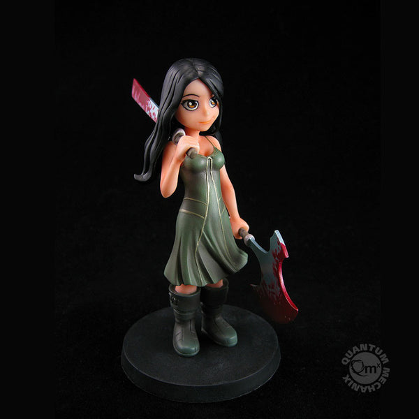 River – Little Damn Heroes Animated Maquette #5