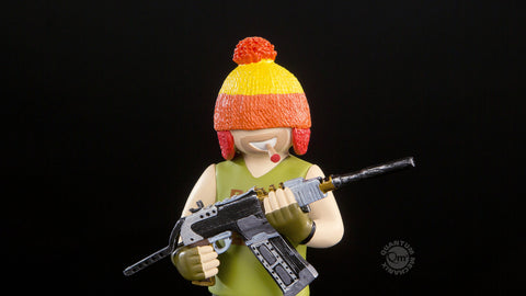 Photo of Jayne — Little Damn Heroes Animated Maquette #3