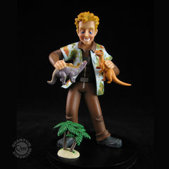 Photo of Wash - Little Damn Heroes Animated Maquette #4