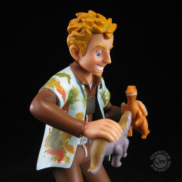 Wash - Little Damn Heroes Animated Maquette #4