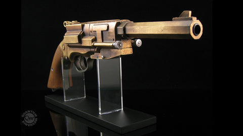 Photo of Malcolm Reynolds Metal-Plated Pistol Replica