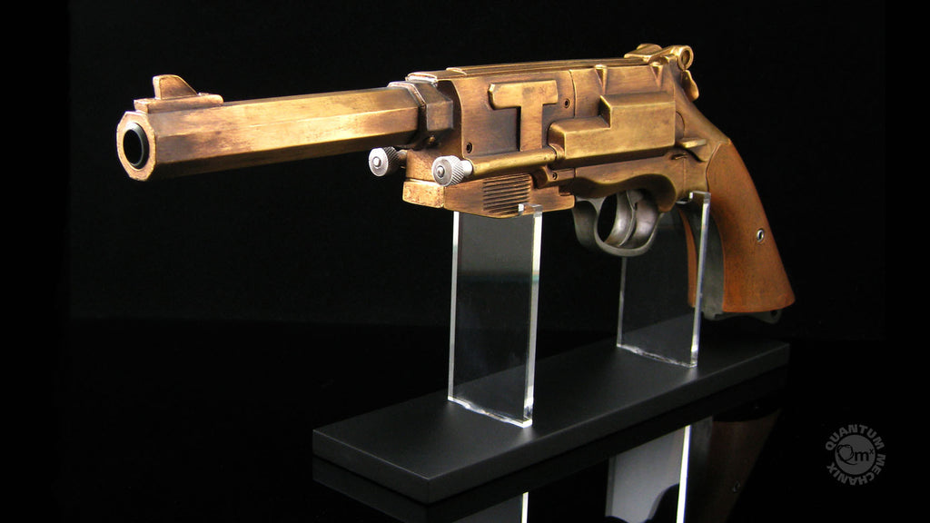 Malcolm Reynolds Metal-Plated Pistol Replica