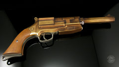 Thumbnail of Malcolm Reynolds Metal-Plated Pistol Replica