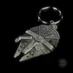 Photo of Star Wars Millennium Falcon Replica Key Chain