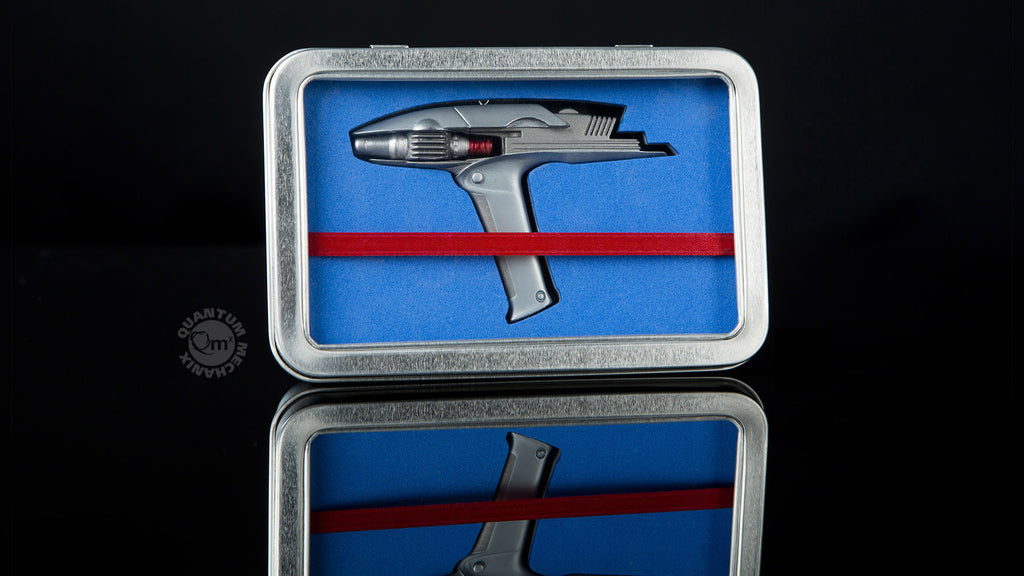 Star Trek Mini Phaser Replica Keepsake