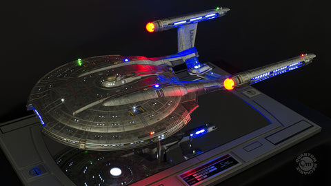 Photo of Enterprise NX-01 Artisan Replica