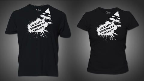 Photo of Occupy Serenity Valley T-Shirt