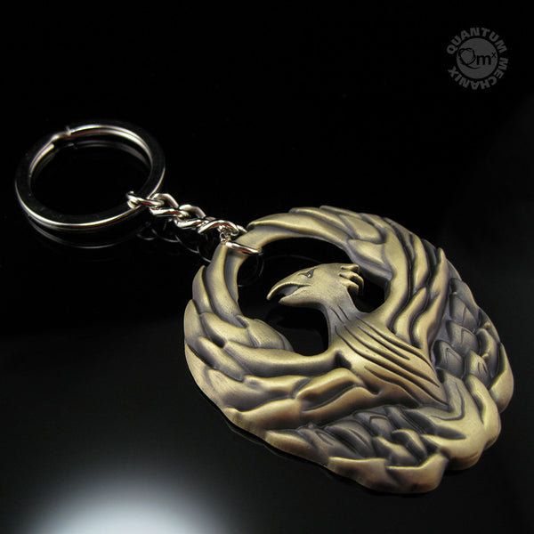 Warehouse 13 Phoenix Medallion Replica