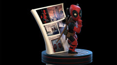 Photo of Deadpool 4D Q-Fig Diorama