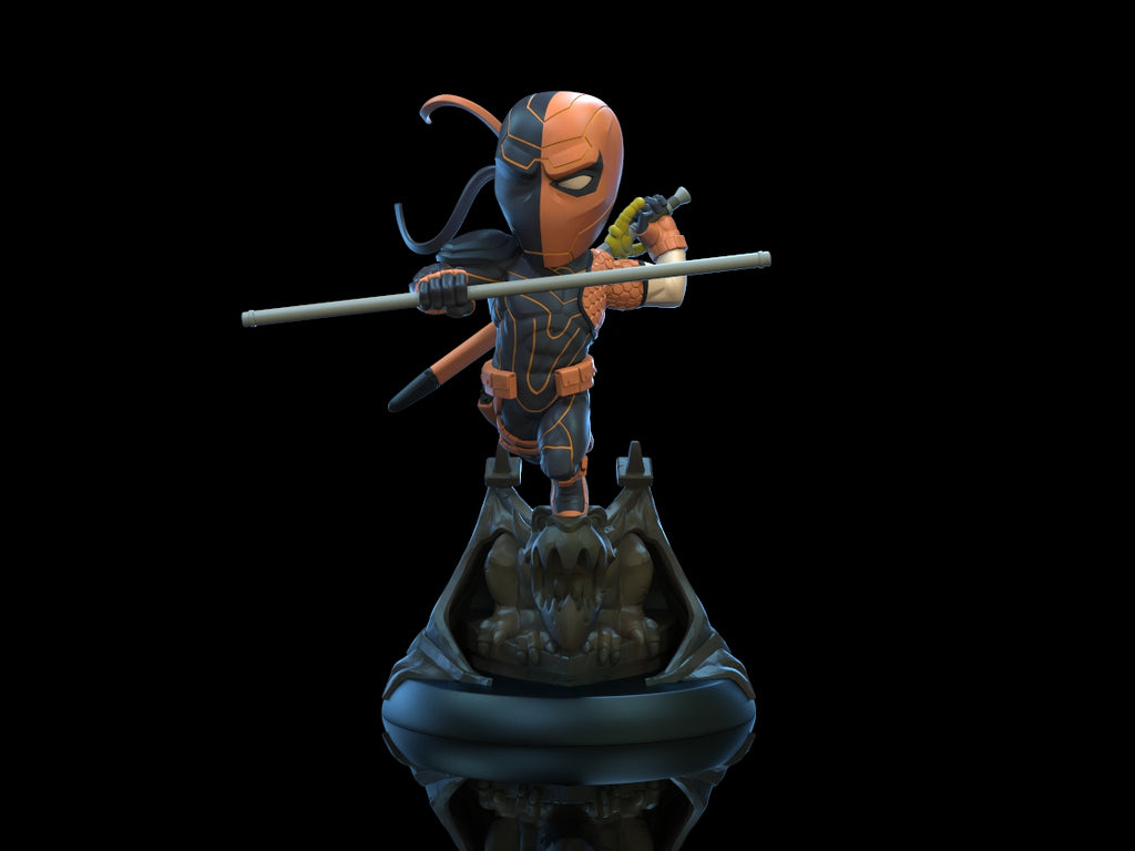 Deathstroke Q-Fig