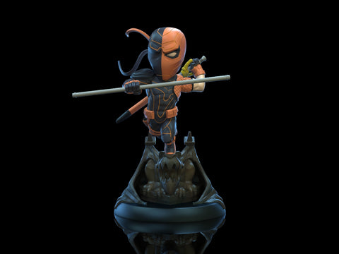 Photo of Deathstroke Q-Fig