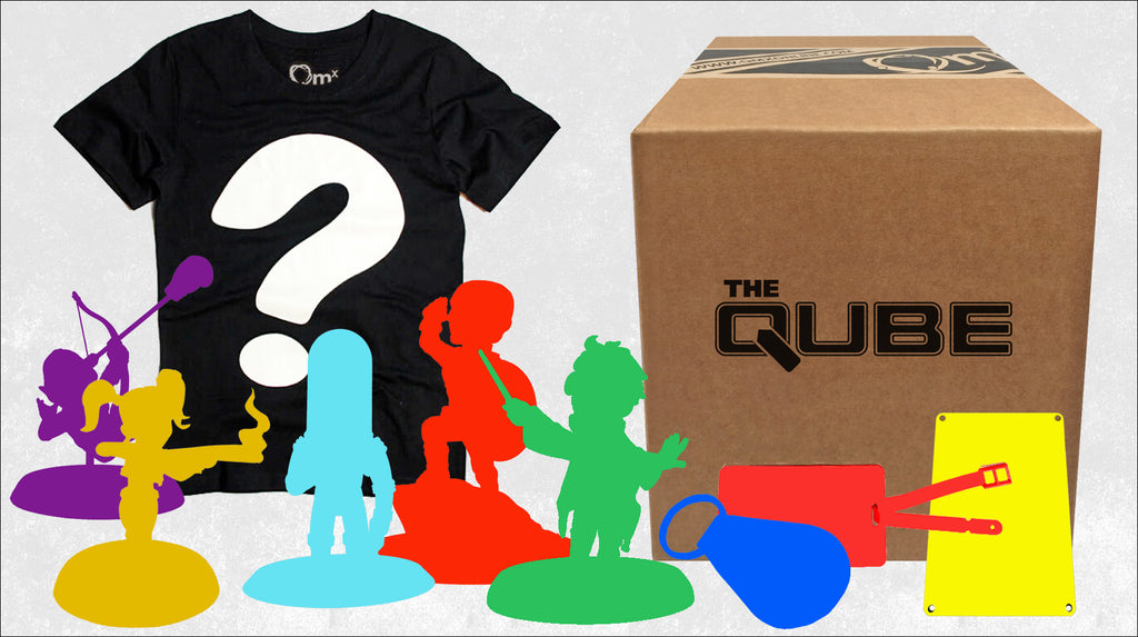 Black Friday 2016 Q-Fig Mystery Qube