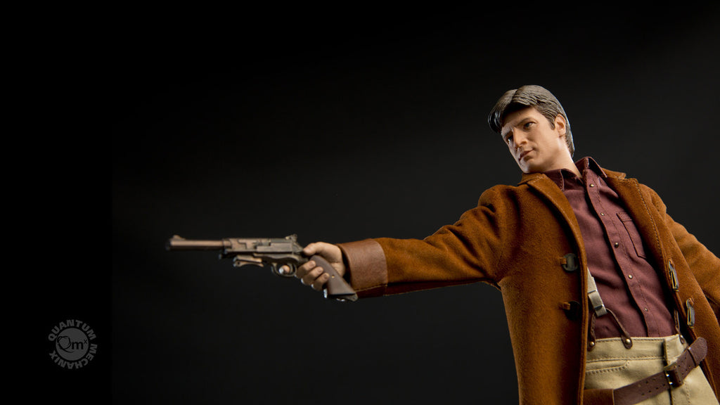 Malcolm Reynolds 1:6 Scale Figure - Signature Edition