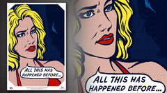 Thumbnail of Ladies of Galactica: Pop Art Six