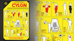 Thumbnail of How To Spot a Cylon Poster