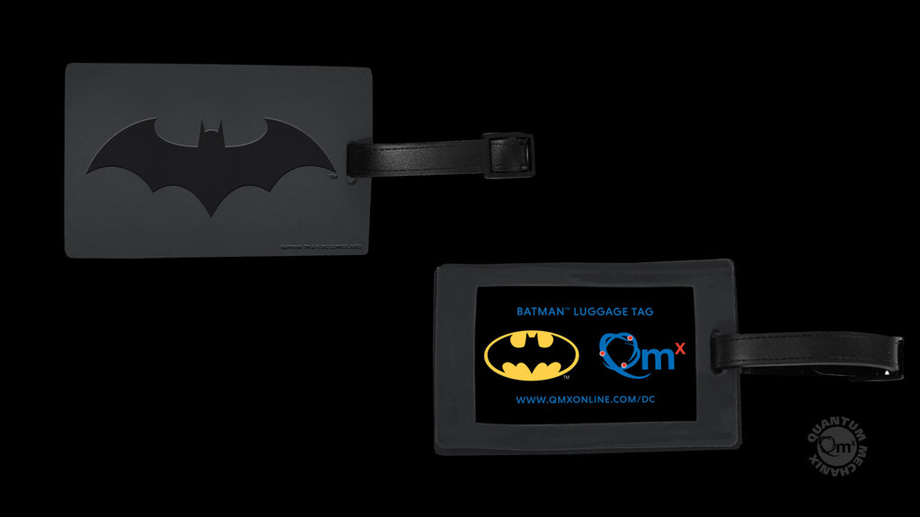 Batman Q-Tag