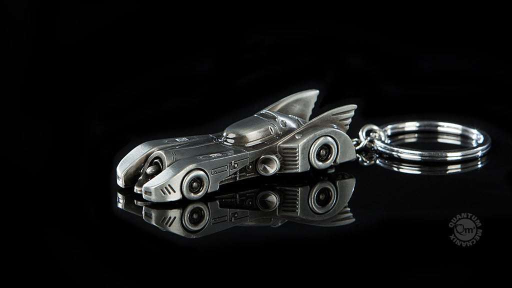 Batmobile Key Chain
