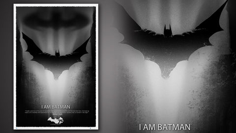 Photo of Batman 75th Anniversary Art Print
