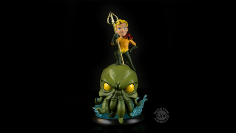 Photo of Aquaman & Cthulhu Q-Fig Max