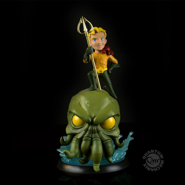 Aquaman & Cthulhu Q-Fig Max