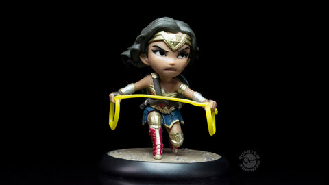 Photo of Wonder Woman Justice League Q-Fig