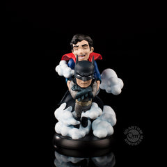 Photo of World's Finest Batman and Superman Q-Fig Max