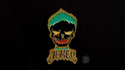 Photo of Suicide Squad Joker Lapel Pin