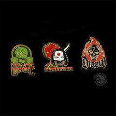 Photo of Suicide Squad Lapel Pins — Set 2