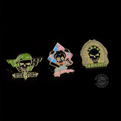 Thumbnail of Suicide Squad Lapel Pins — Set 3