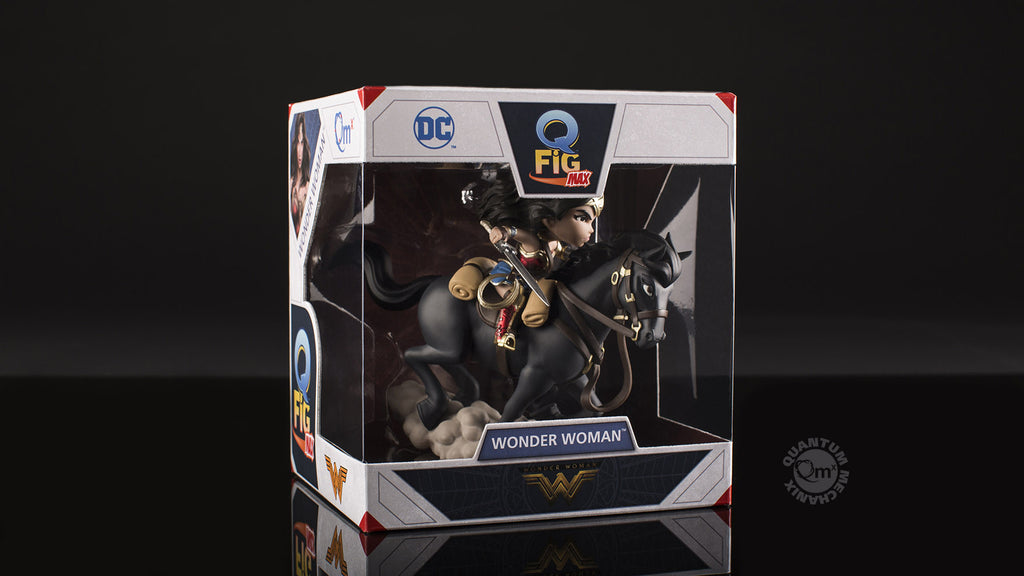 Wonder Woman Q-Fig Max