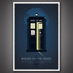 Photo of Doctor Who 50th Anniversary Art Print