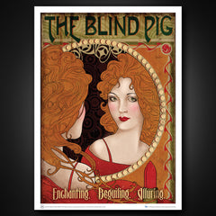 Photo of Fantastic Beasts: Blind Pig Art Print