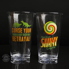 Thumbnail of Firefly Pint Glasses — Set 2