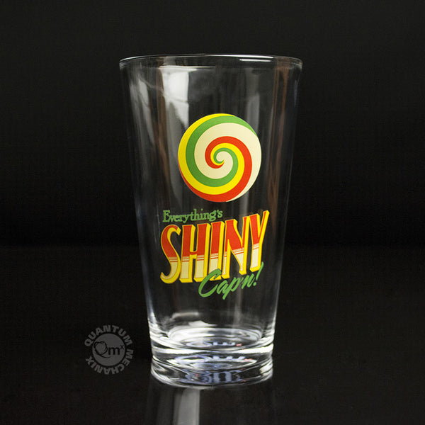 Firefly Pint Glasses — Set 2