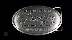Thumbnail of Engineered by Firefly Belt Buckle
