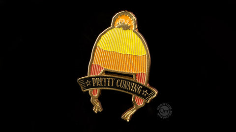 Photo of Firefly Pretty Cunning Lapel Pin