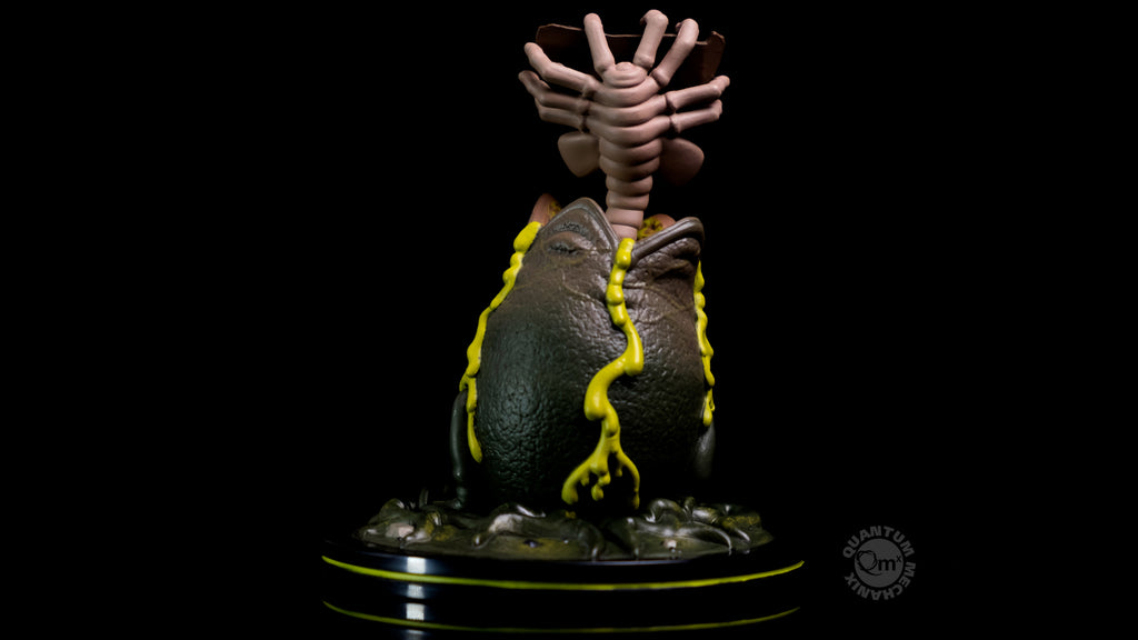 Alien Face Hugger Q-Fig