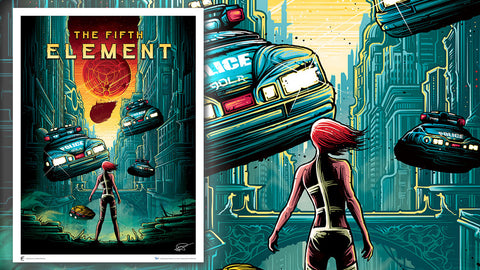 Photo of The Fifth Element Art Print